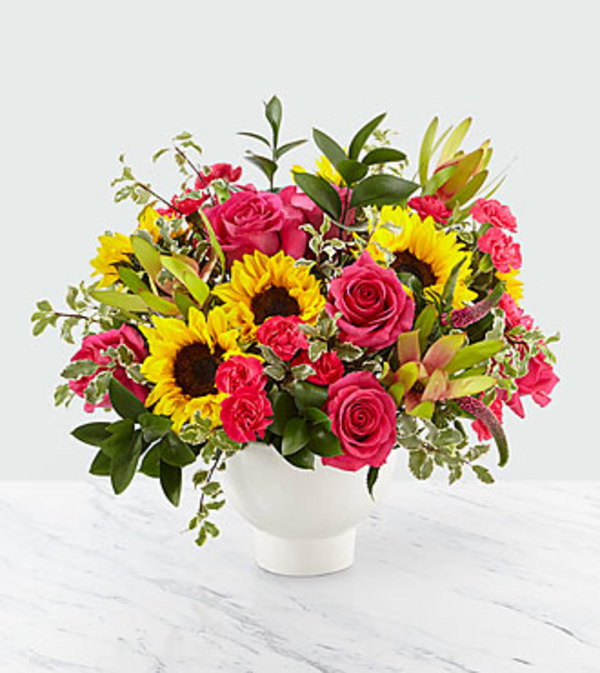 The FTD Fresh Beginnings Bouquet