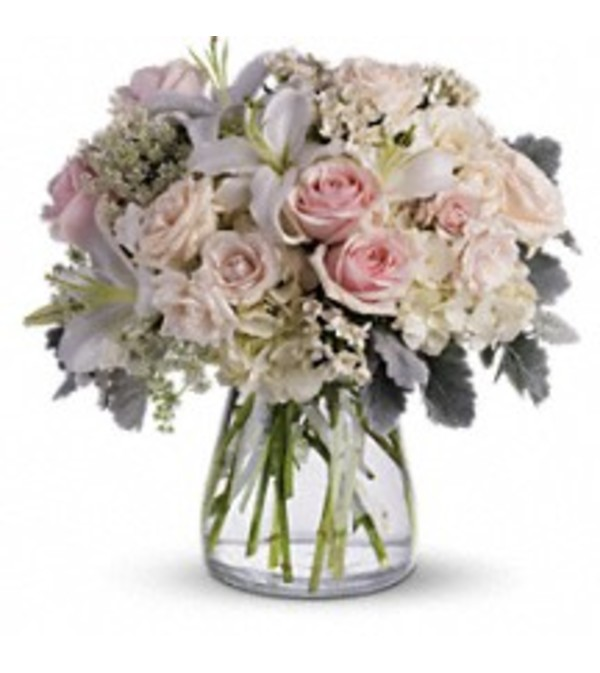 Teleflora's T237-1 Beautiful Whisper