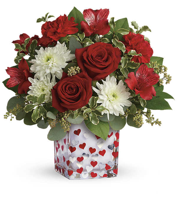 Teleflora Happy Harmony Heart