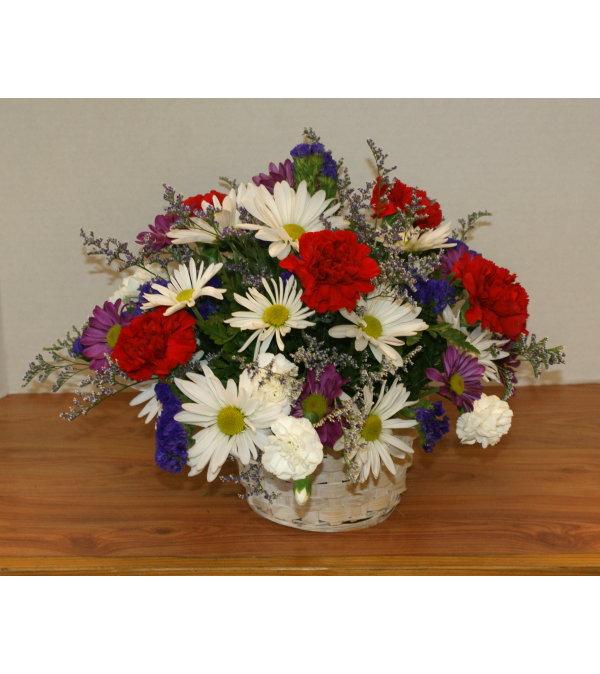 Valentine Basket of Love