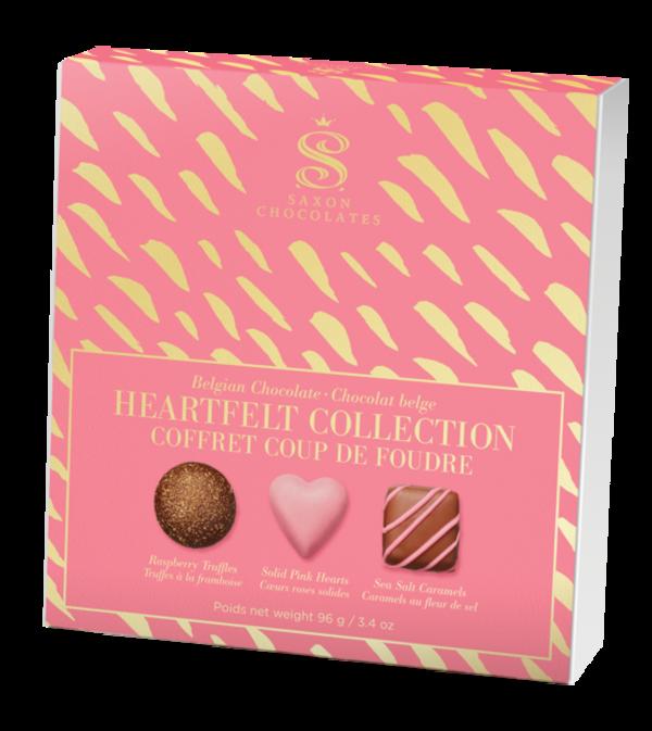 Saxon Heartfelt Truffle Collection