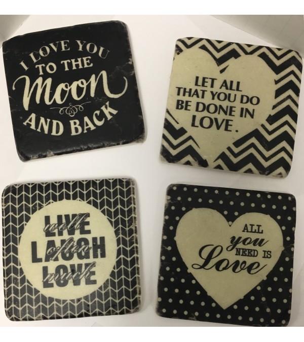 4 Love Coasters I