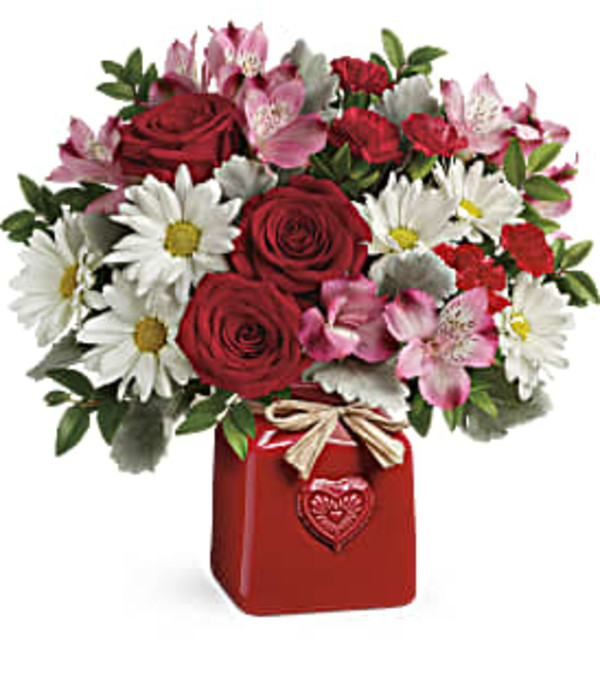 Country Sweetheart Bouquet TF