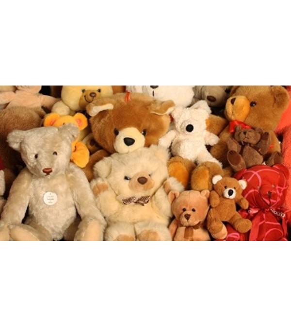 Plush Bears & Animals