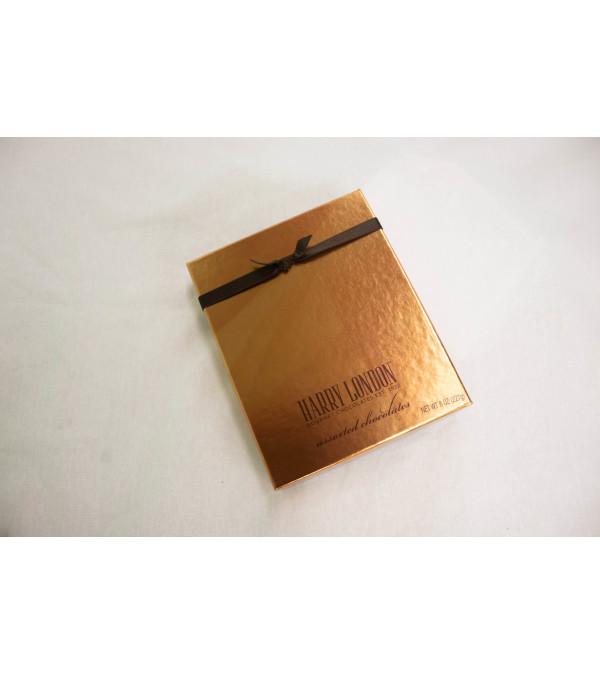 Gold Box Chocolates - 14 oz