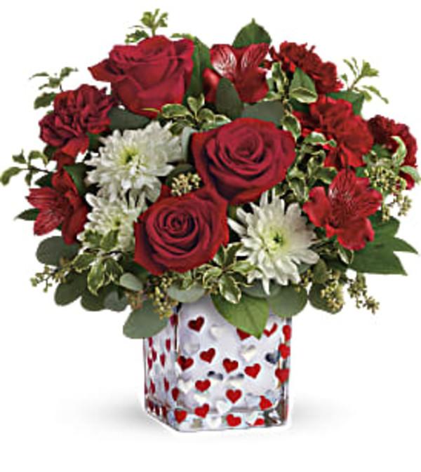 Teleflora Happy Harmony Bouquet