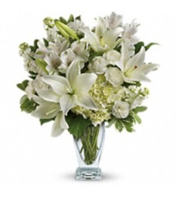 TRF30-2 Purest Love Bouquet