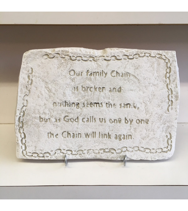 Family Chain Stone