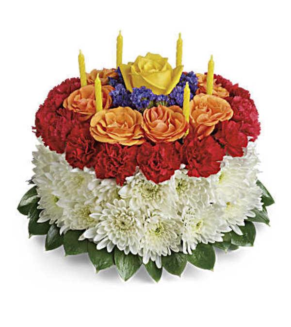 Birthday Takes the Cake