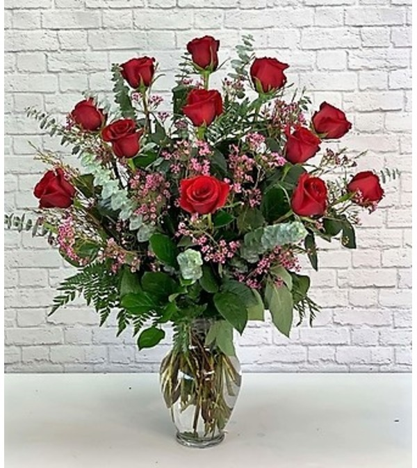 Ultimate Red Roses