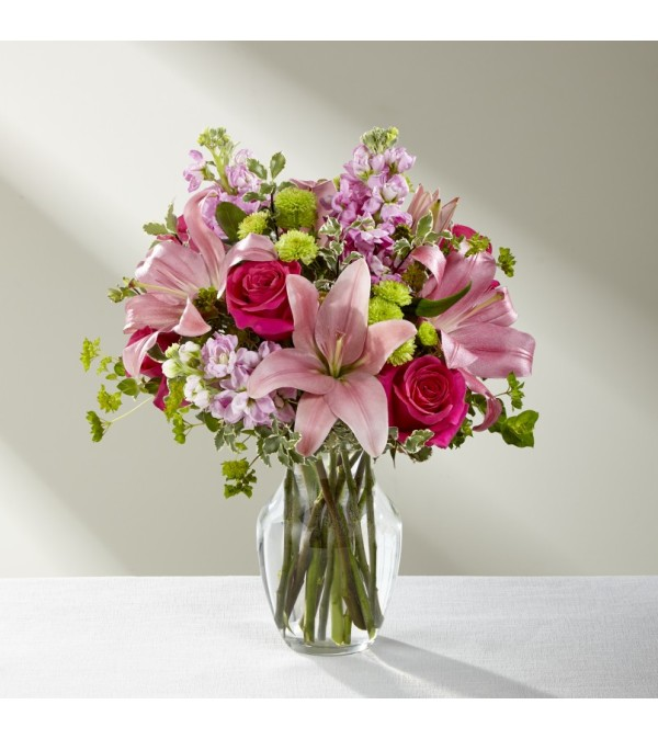 Pink Posh™ Bouquet