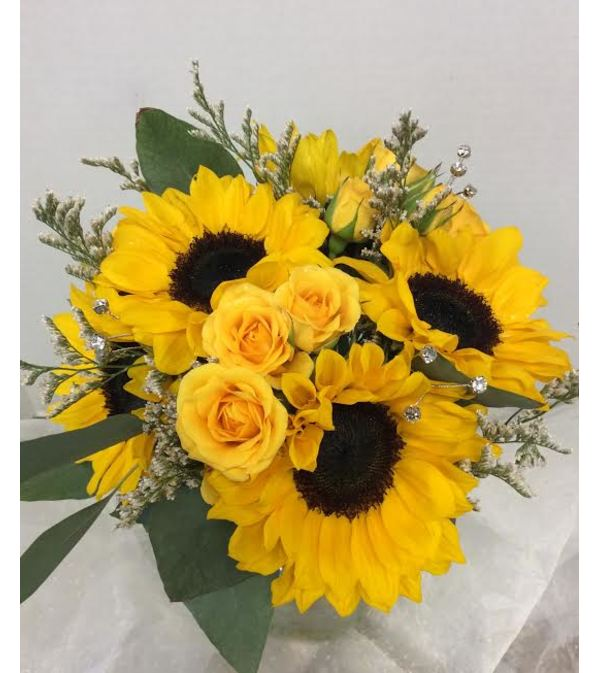 Prom BVP12- Sunshine Bouquet (pick up only)