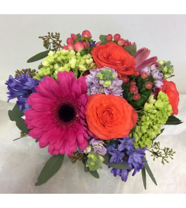 Prom BVP17 - Bright Lights Bouquet - Large (pick up only)