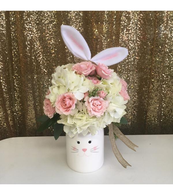 Blushing Bunny