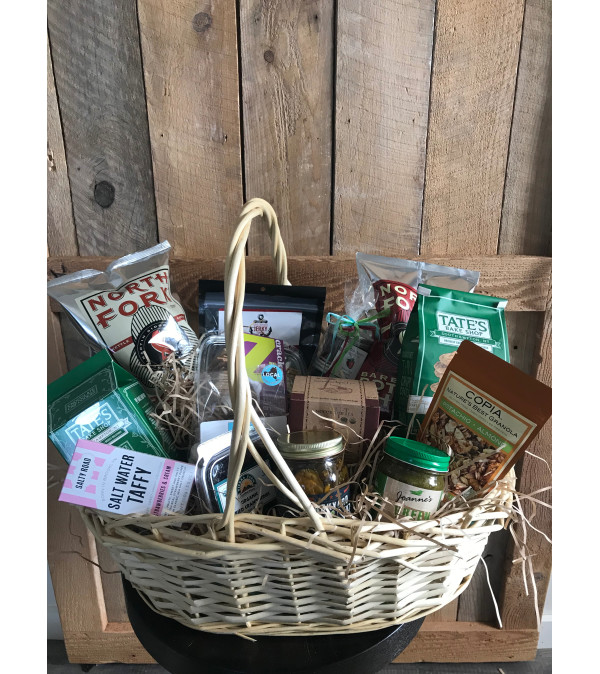 Local Long Island Gift Basket