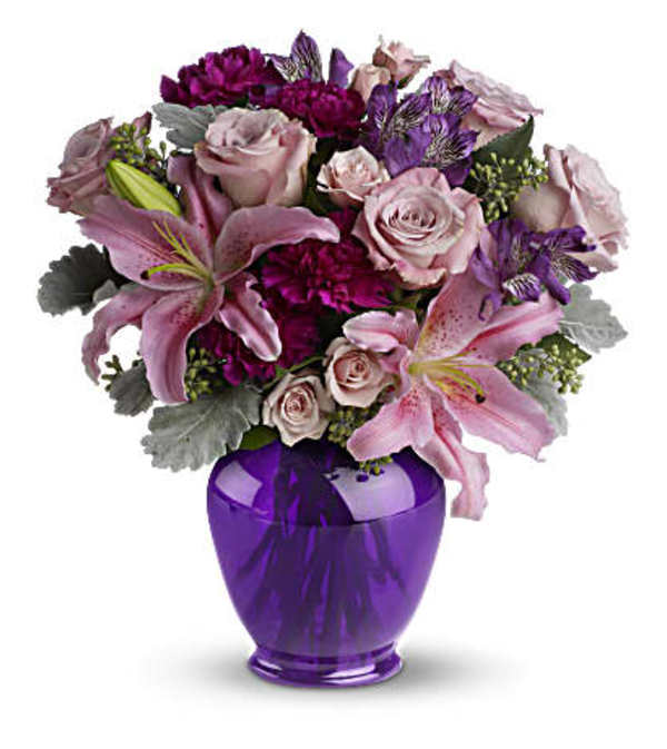 An Elegant Beauty Bouquet