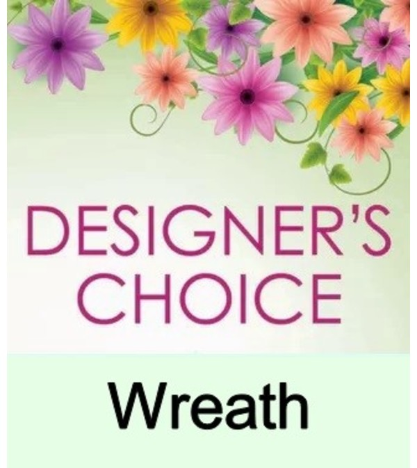 Wreath-Designer's Choice