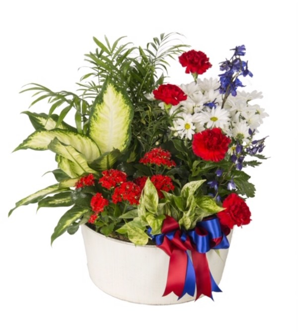 Honorable Service-Planter