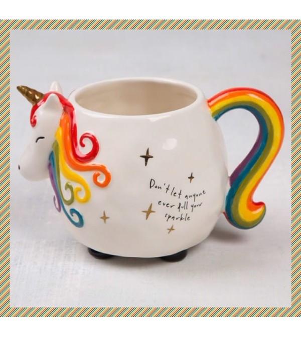Unicorn Mug-Bright