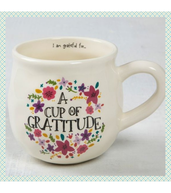 A Cup of Gratitude