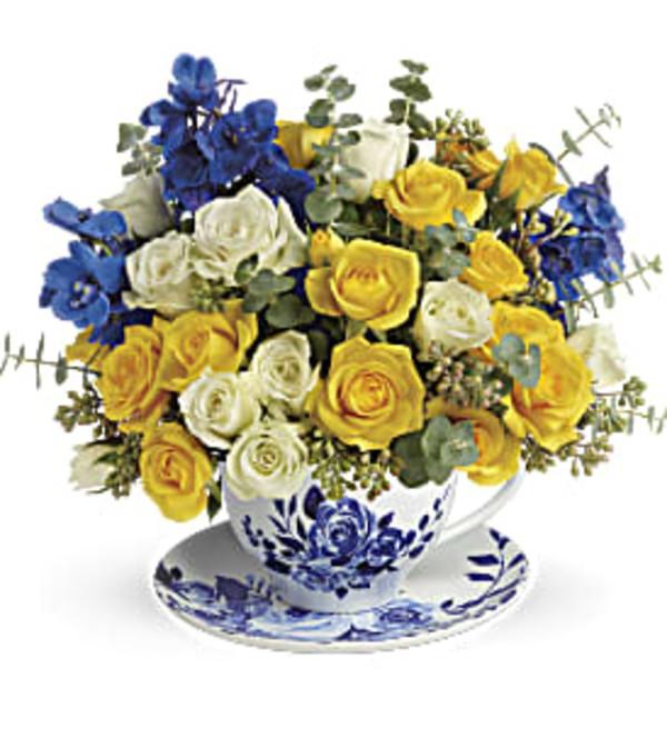 Pretty Tea-time Bouquet