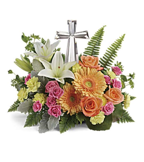 Teleflora Precious Petals Bouquet