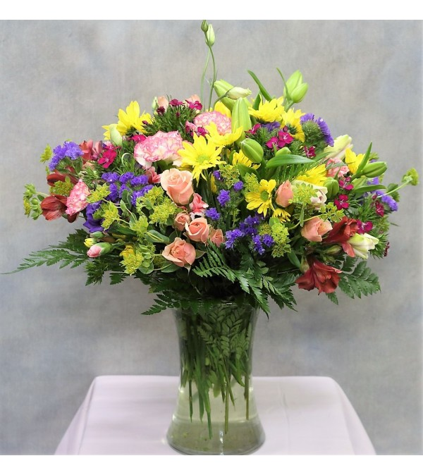 Blooming Sensation Bouquet