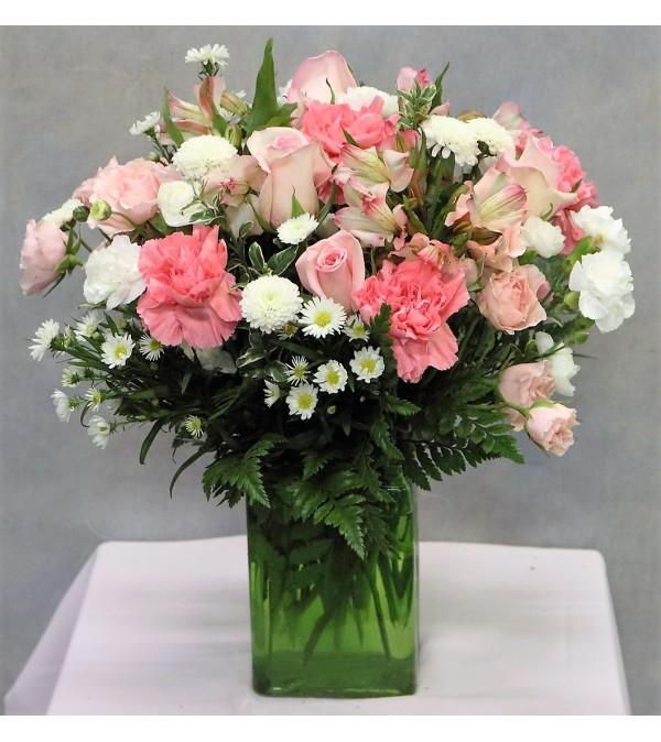 Talisman's Pink Passion Bouquet