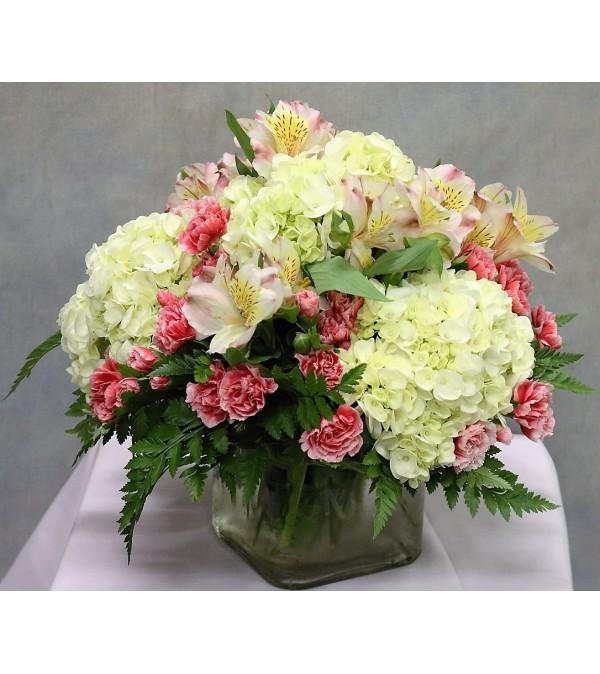Pink Surprise Bouquet