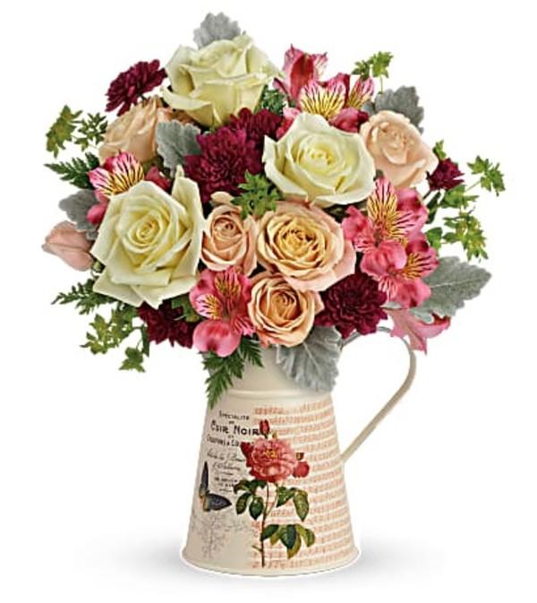 Mod Mademoiselle Bouquet