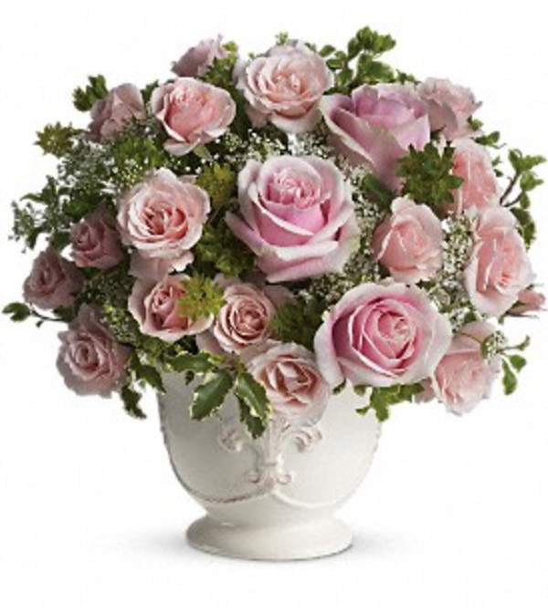 Parisian Pinks Bouquet