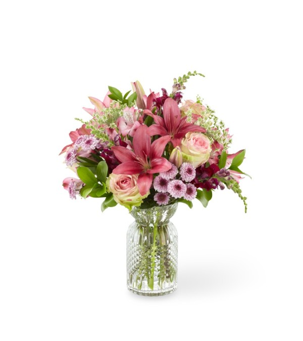 The FTD Adoring You™ Bouquet