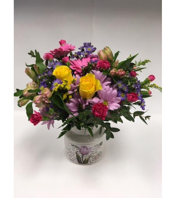 Spring Fever Bouquet