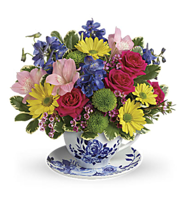 Teleflora Dutch Garden Bouquet