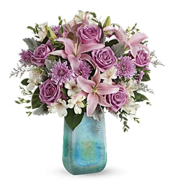 Artglass Bouquet