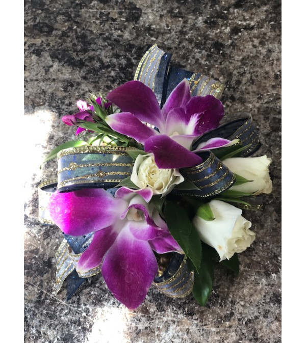 Prom Orchid Corsage