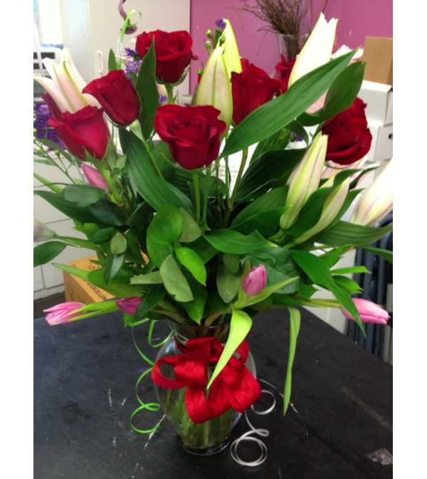 Roses and Lilys