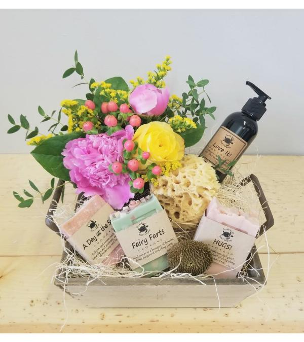 Sweet Tranquility Spa Box