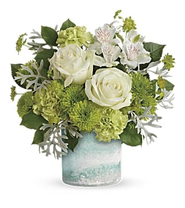 Seaside Rose Bouquet