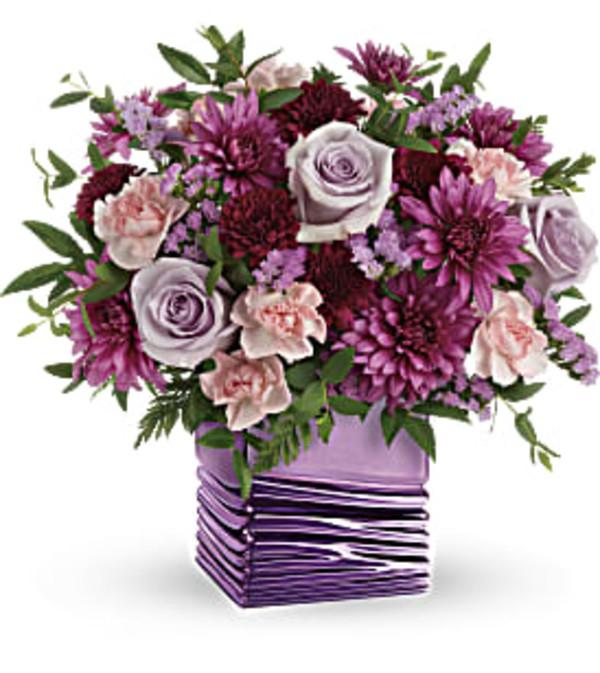 Lovely Liquid Lavender Bouquet