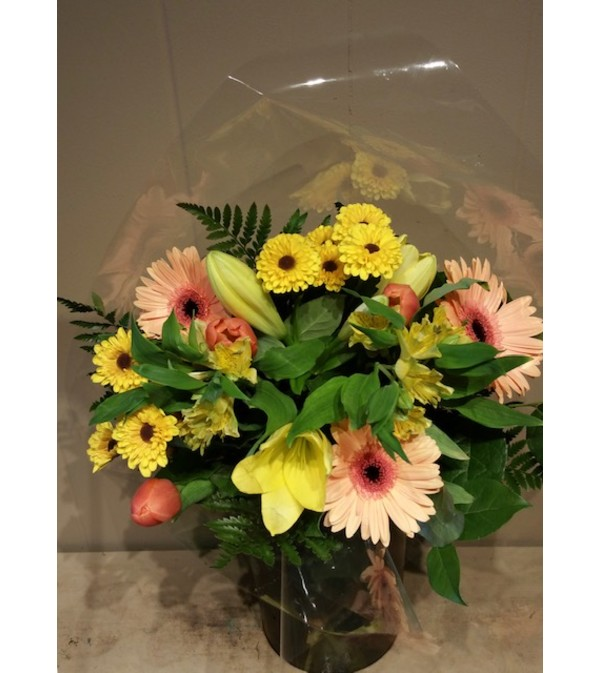 Sunny Touch Bouquet