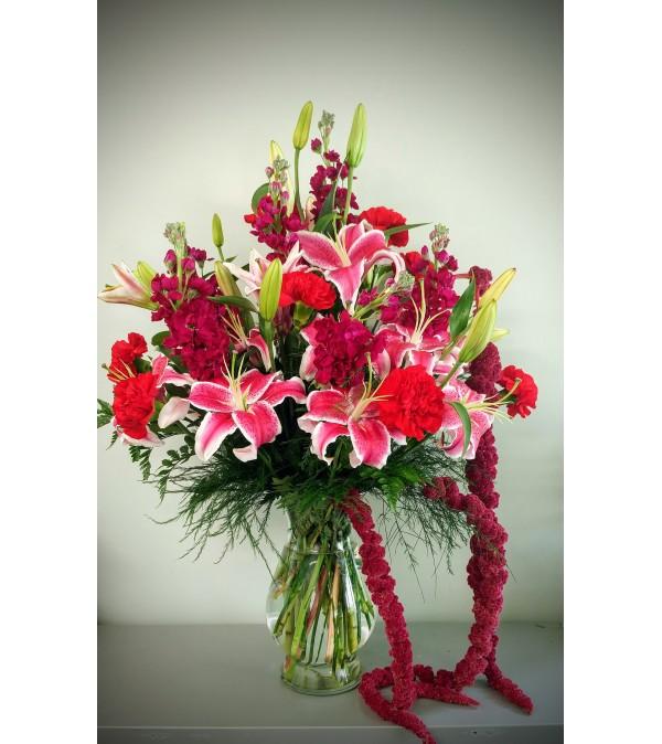 Romance in Full Bloom