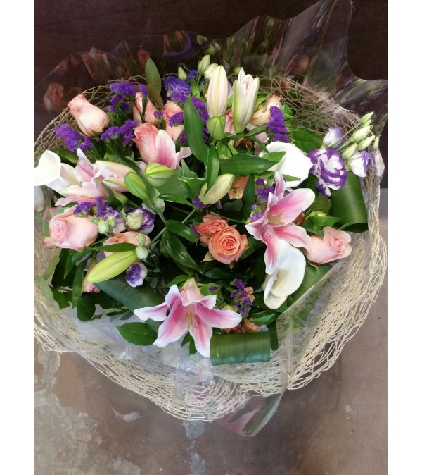 Pink Touch Bouquet