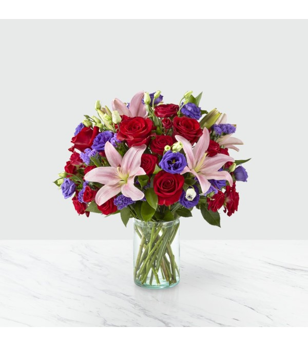 H&F TRULY STUNNING BOUQUET