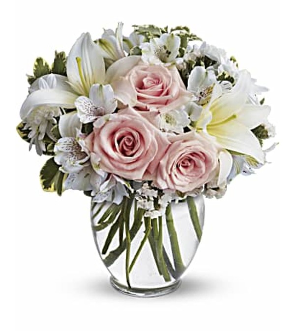 Arrive in Style Flower Bouquet