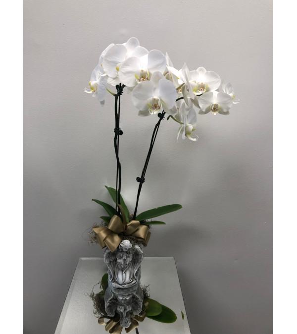 Keepsake Angel Planter