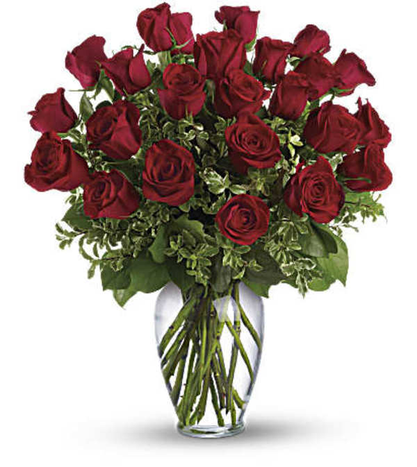 Super Quality Red Roses