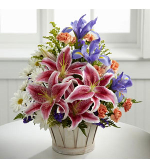 Wondrous Nature Bouquet FTD