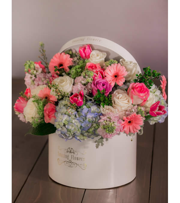 Amazing Flowers Blooms Box