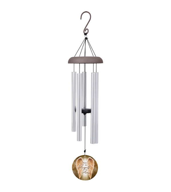 """30"""" Picture Perfect Chime - Angels Arms"""
